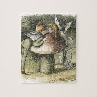 Fairy Kiss In Fairyland 1870 Jigsaw Puzzles