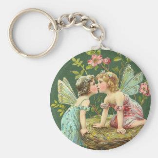 Fairy Kiss (Key Chains) Keychain