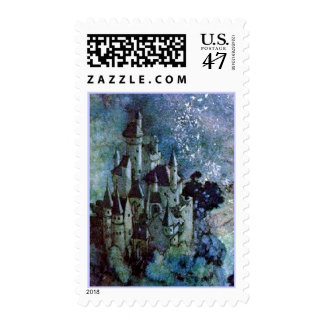 Fairy Land Castle by Edmund Dulac Postage