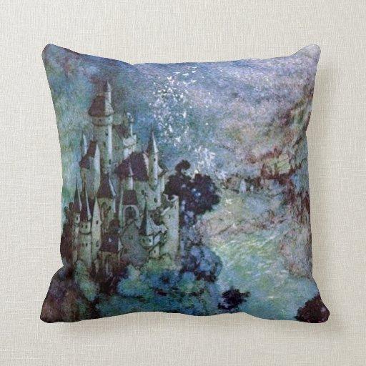 Fairy Land Castle Pillows