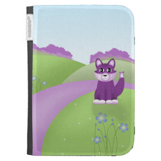 Fairy Land Fox Kindle Cover - Whimsical Case
