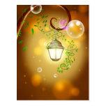 Fairy Lantern Postcard