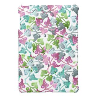 Fairy Leaf Pattern iPad Mini Case