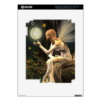Fairy light ball iPad skin