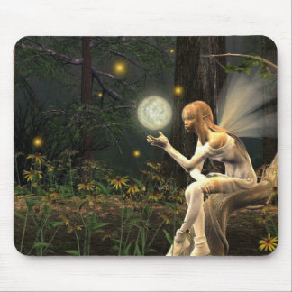 Fairy light Ball Mousepad