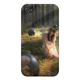 Fairy Light iPhone 4/4S Cover