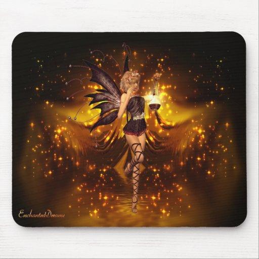 Fairy Lights Mousepad
