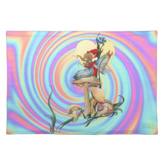 FAIRY LOVE American MoJo Placemats