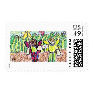 fairy love postage