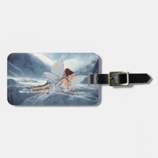 Fairy Luggage Tag