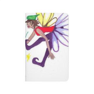 Fairy Magic Blank Journal