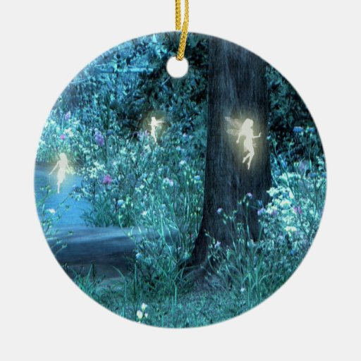 Fairy magic Christmas Ornament