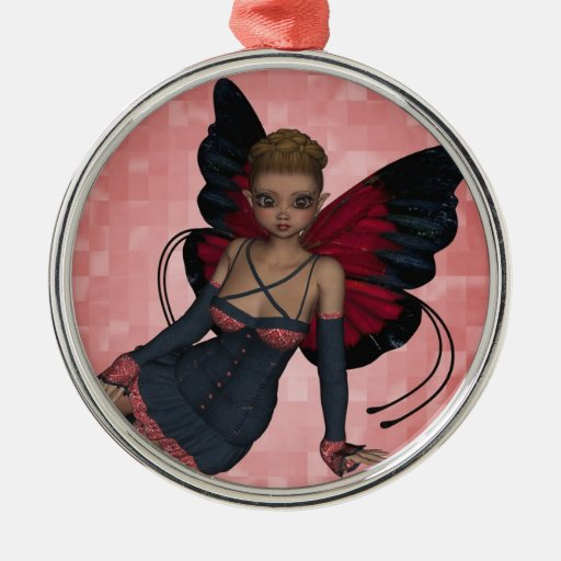 Fairy Magic Ornament