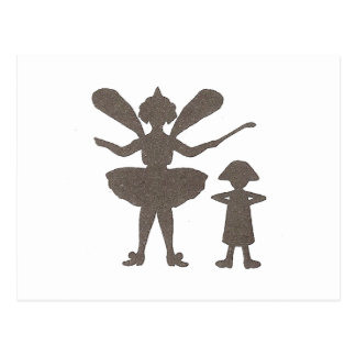 Fairy Magic Post Cards