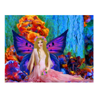 Fairy Magic Postcard