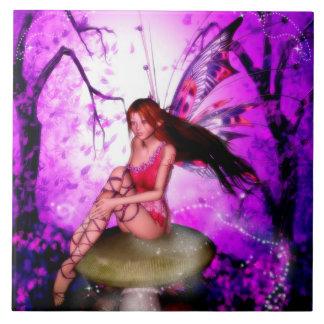 Fairy Magic Purple Tile