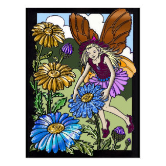 FAIRY MAGIC Series Postcard