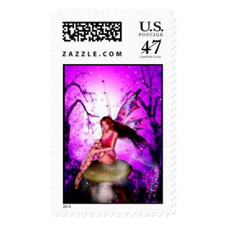 Fairy Magic Stamp
