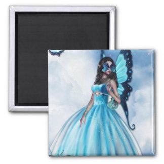 Fairy Masquerade Ball Magnet