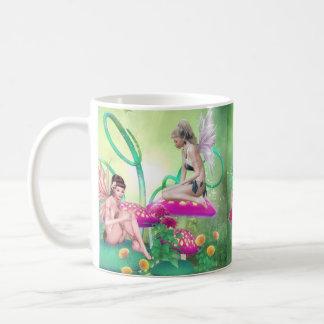 Fairy Meeting Coffee Mug