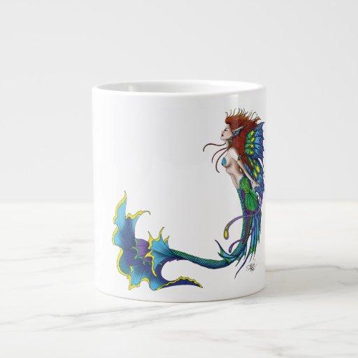 Fairy Mermaid Jumbo Mugs