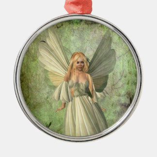 Fairy Metal Ornament