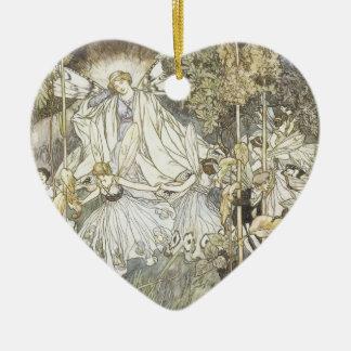 Fairy Midsummer Night s Dream 1907 Christmas Ornament