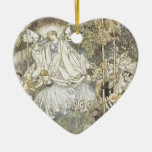 Fairy Midsummer Night's Dream 1907 Christmas Ornament