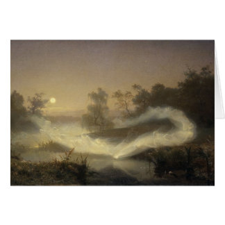 Fairy Mist in Moonlight Card
