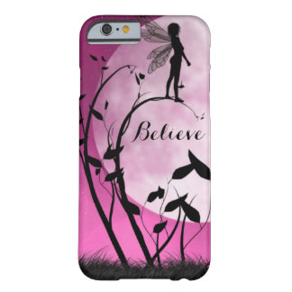 Fairy moon believe iPhone 6 plus Case