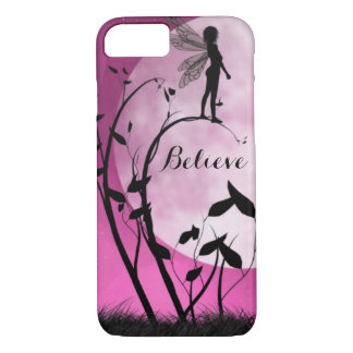 Fairy moon believe iPhone 7 plus Case