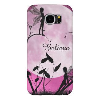 Fairy moon believe Samsung Galaxy S6 Case Samsung Galaxy S6 Cases