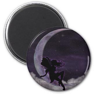 Fairy Moon Magnet