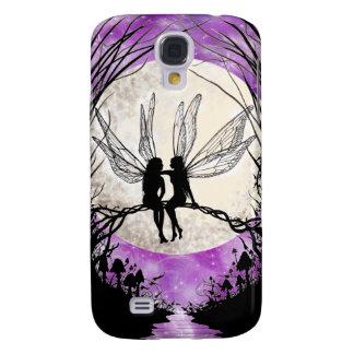 Fairy Moon Silhouette iPhone 3G Case - Twilight