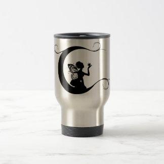 Fairy Moon Travel Mugs