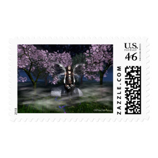 Fairy MoonGlitter Stamps