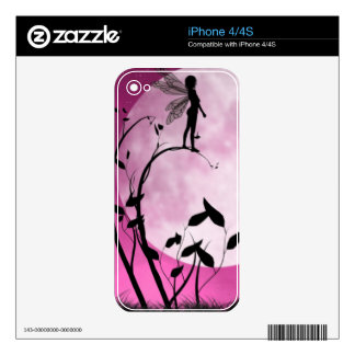 Fairy moonlight iPhone skin Skin For The iPhone 4S