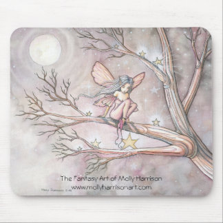 Fairy Mousepad 'Tree of Stars' by Molly Harrison