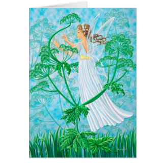 Fairy Music Card