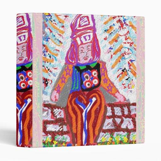 Fairy n Angels by NAVEEN Vinyl Binder