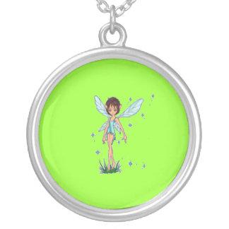 fairy neclace custom necklace