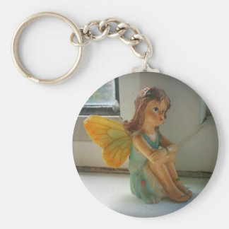 Fairy Nice Basic Round Button Keychain