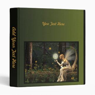 Fairy Night Forest Binder 2