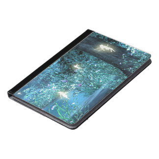 fairy night forest device portfolio iPad air case