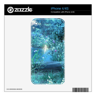 Fairy night magic iPhone skin Skins For The iPhone 4