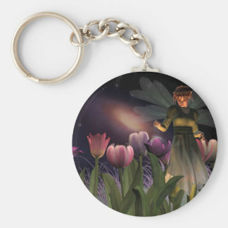 Fairy Night Magic Key Chain