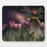 Fairy Night Magic mousepad