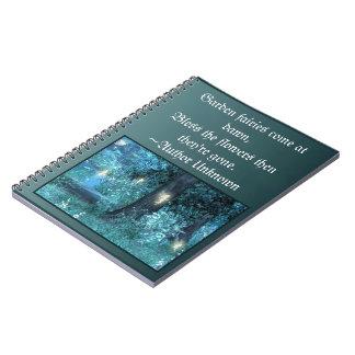 Fairy night magic Notebook