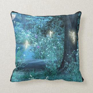 Fairy night magic Pillow