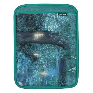 Fairy night magic Rickshaw iPad Sleeve